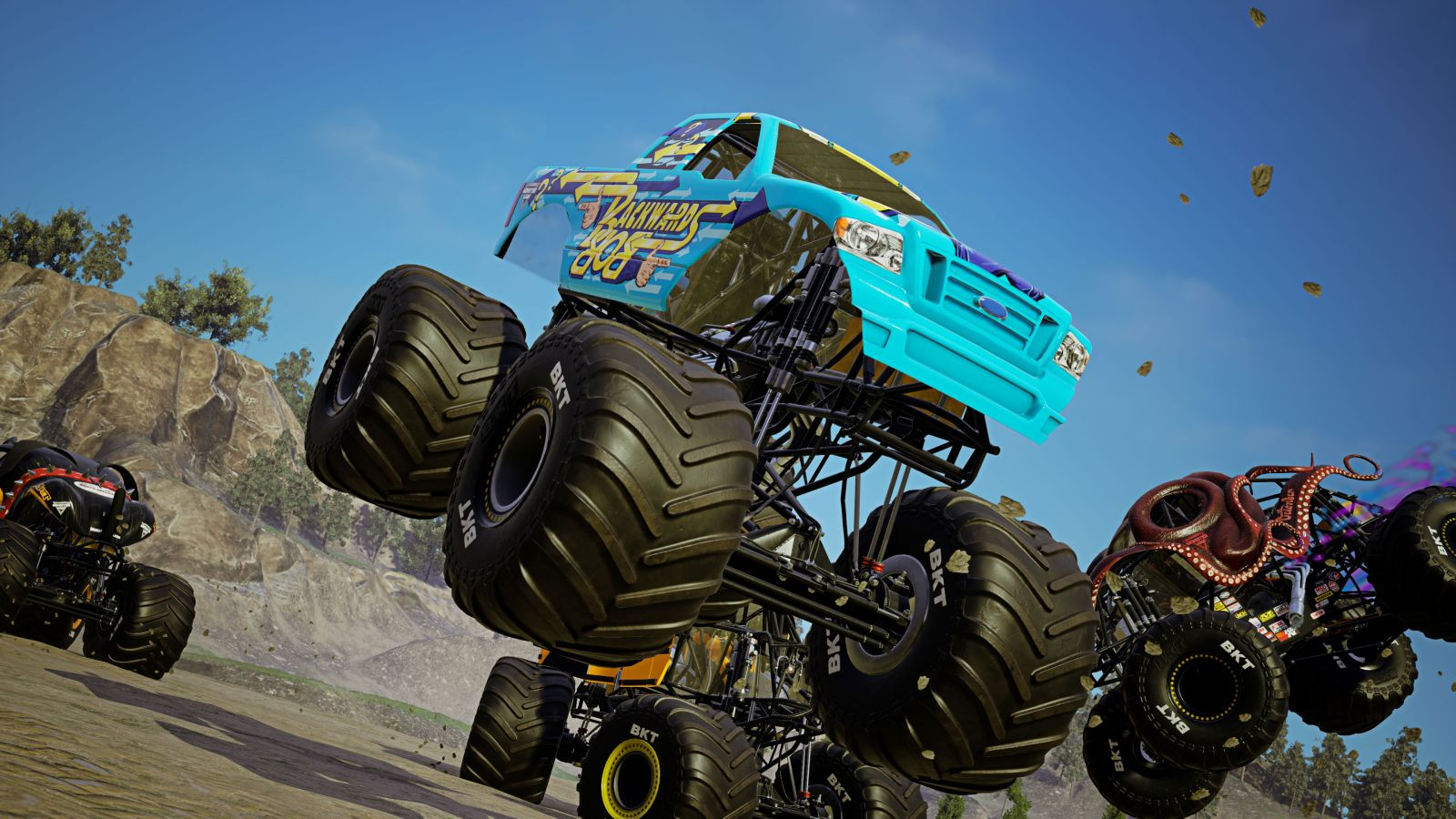 Monster Jam - Steel Titans 2 (PS4)