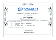 Foxconn Dealer 2012