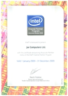 Intel Channel Partner 2009