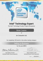 2013 Intel Expert Business