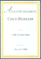 Cisco Reseller 2000